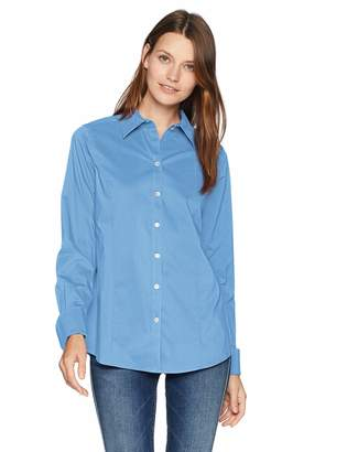 Foxcroft Women's Sarah Essential Stretch Non Iron Shirt