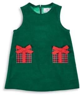 Florence Eiseman Baby Girl's Sleeveless Corduroy Dress