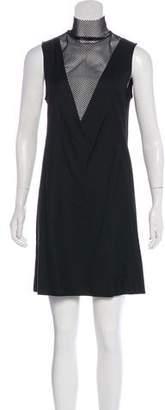 MM6 MAISON MARGIELA Sleeveless Mini Dress