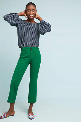 Anthropologie Essentials by The Essential Cropped Flares