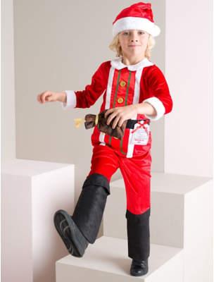 George Christmas Santa Claus Fancy Dress Costume