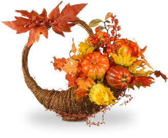 Co National Tree Harvest Autumn Cornucopia Basket