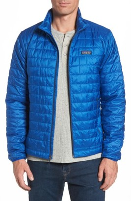 Men's Patagonia 'Nano Puff' Water Resistant Jacket $199 thestylecure.com