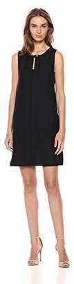 Armani Exchange A|X Women's Front Button Tank Dress