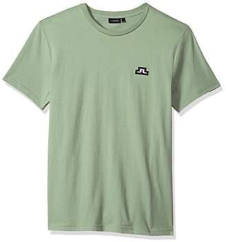 J. Lindeberg Men's Bridge Logo T-Shirt