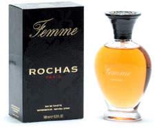 Femme for Ladies Eau de Toilette Spray 3.3 oz./97.6 mL