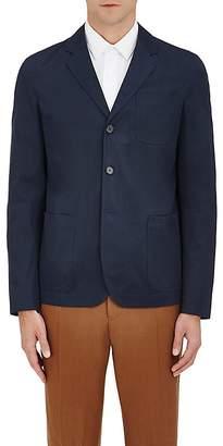 Marni Men's Cotton Twill Three-Button Sportcoat
