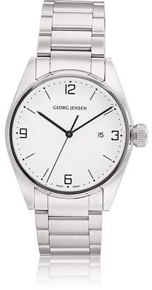 Georg Jensen MEN'S DELTA CLASSIC WATCH
