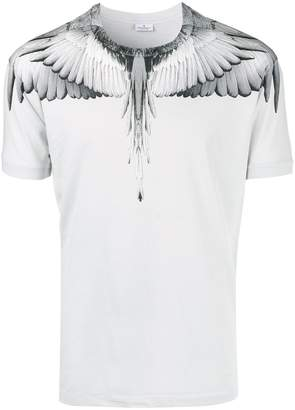 Marcelo Burlon County of Milan wings fitted T-shirt
