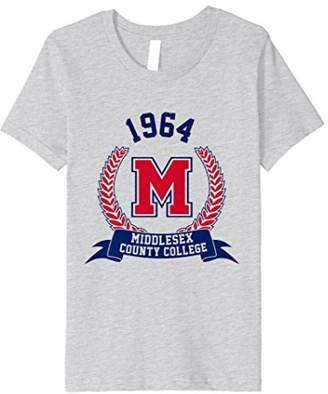 Middlesex Community College Women's NCCA T-Shirt mdsx2007