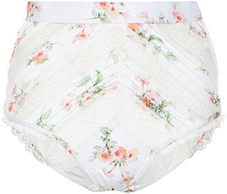 Zimmermann Heathers lace bikini bottoms