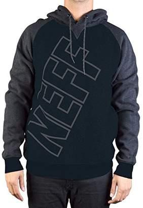 Neff Pullover Hoodie - Pullover Hooded Sweatshirt - Winter Sweatshirts & Hoodies For Men & Women