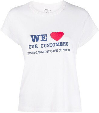 Bellerose We Love Our Customers T-shirt