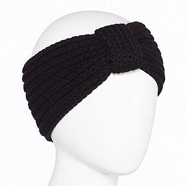 JCPenney Asstd Private Brand Chunky Knit Headband