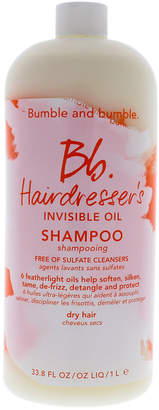 Bumble and Bumble 33.8Oz Hairdressers Invisible Oil Shampoo