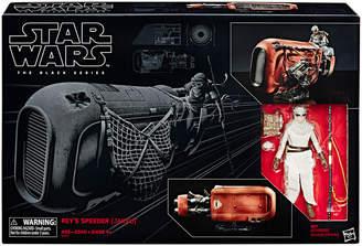 Star Wars STARWARS The Black Series ReyS Speeder (Jakku) And Figure