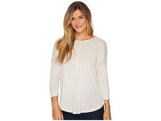 Bobeau B Collection by Alma Relaxed Fit Tee