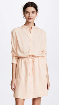 Jason Wu Grey Long Sleeve Shirtdress
