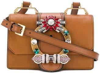 Miu Miu Madras Dahlia bag