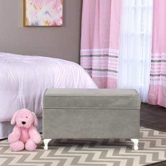HomePop Diva Decorative Storage Bench, Multiple Colors