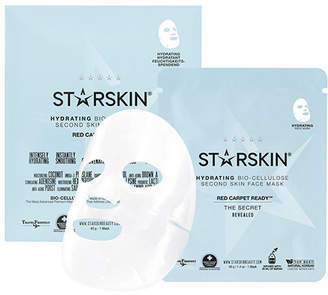 Red Carpet STARSKIN Ready Hydrating Bio Cellulose Second Skin Face Mask