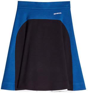 Calvin Klein Virgin Wool Skirt