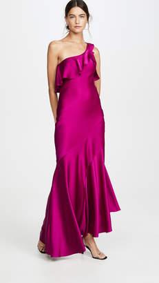 Galvan Flora Dress