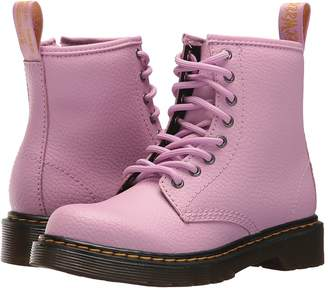 Dr. Martens Kid's Collection Delaney PBL Girls Shoes