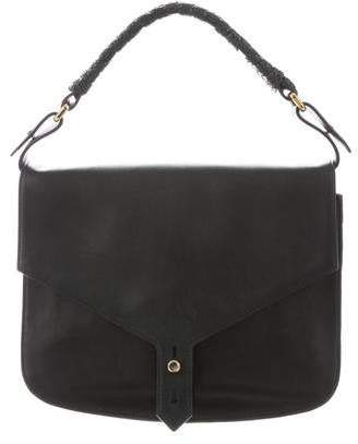 Thakoon Leather Flap Bag