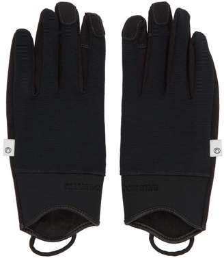 Nonnative Black Hiker Gloves