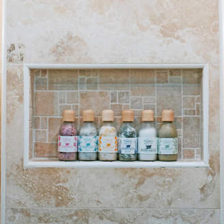 The Natural Beauty Pot Aromatherapy Bath Salts Subscription: Six Instalments