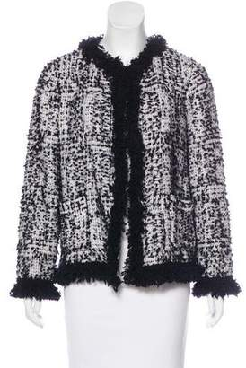 Bruno Manetti Wool Textured Jacket