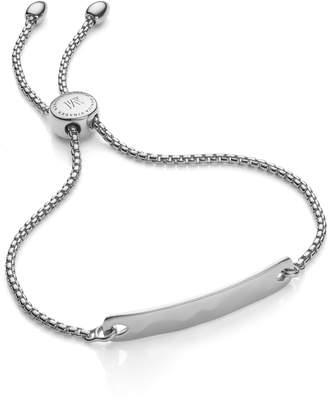 Monica Vinader Engravable Havana Friendship Chain Bracelet