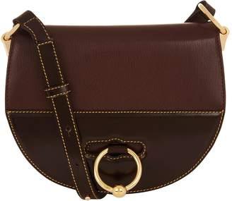 J.W.Anderson Medium Leather Latch Saddle Bag