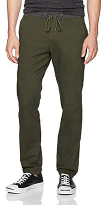U.S. Polo Assn. Men's Stretch Twill Jogger Pant