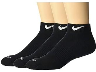 Nike Everyday Plus Cushion Low Socks 3-Pair Pack