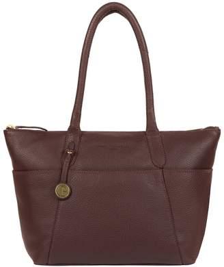 Eton Pure Luxuries London - Auburn 'Eton' Leather Handbag