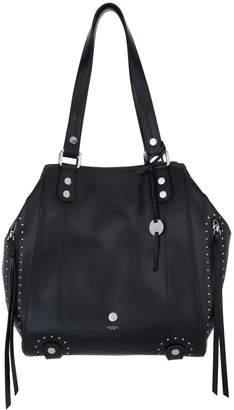 Lodis Los Angeles Italian Leather Tote - Charlize