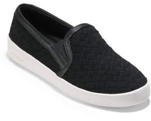 Cole Haan GrandPro Spectator Woven Slip-On Sneaker