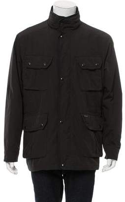 Tumi Hooded Utility Coat
