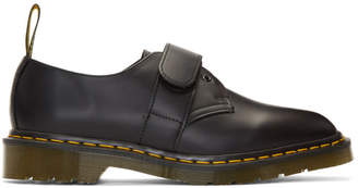 Dr. Martens Black Engineered Garments Edition 1461 Smith Derbys