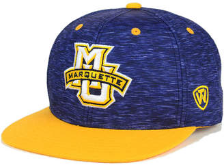 Top of the World Marquette Golden Eagles Energy 2-Tone Snapback Cap