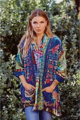 Johnny Was Biza Embroidery Kimono