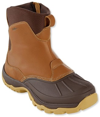 L.L. Bean L.L.Bean Storm Chasers Classic Waterproof Boots, Pull-On
