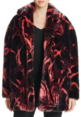 Whistles Faux Fur Coat $560 thestylecure.com