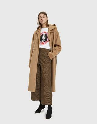 Nanushka Sabe Wool Coat