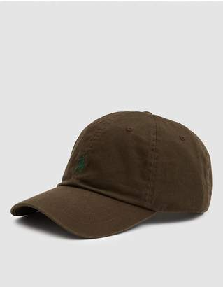 Polo Ralph Lauren Classic Sports Cap in Mohican Brown