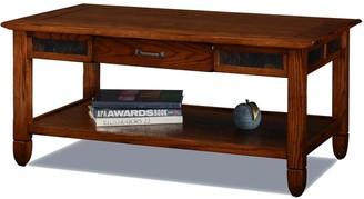 Leick Furniture Rustic Coffee Table