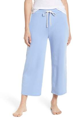 Alternative Terry Crop Lounge Pants