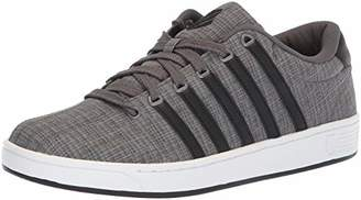 K-Swiss Men's Court Pro II T CMF Sneaker Black/White